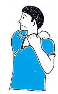 הסתיידויות בכתף