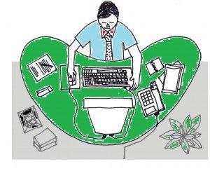 ארגונומיה במקום העבודה