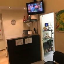 חדר המתנה בתל אביב