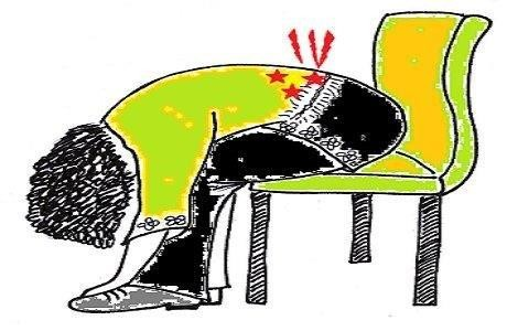 כאבי גב – סוגים סימפטומים